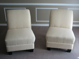 Custom Accent Chairs