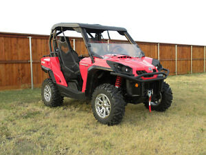 SNORKEL KIT FOR CAN AM COMMANDER 800-1000   XT-X-LIMITED Kingston Kingston Area image 2