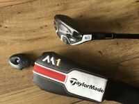 Taylormade M1 Hybrid 17 degrees Regular Shaft