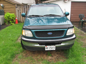SOLD BUT 1997 Ford F-150 Pickup Trucks 2 TRUCKS FOR PARTS