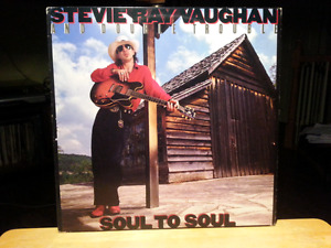 Vinyle Stevie Ray Vaughan Vinyl