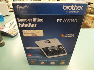 Brother PT2030AD P-touch Electronic Labelling System