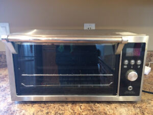PC Stainless Toaster Oven in Excellent Condition