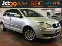 2006 56 VOLKSWAGEN POLO 1.4 SE TDI (DRIVES LIKE ONE WITH HALF THE MILEAGE ON) EX