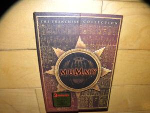 Coffret dvd la momie