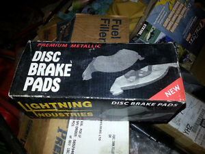 Front Brake Pads for 1995 GMC 1500