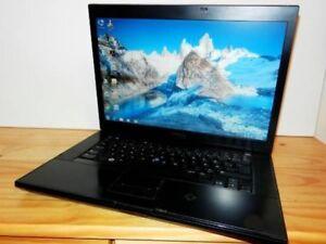 Laptop Dell Latitude E6500 Intel Win10 64bit