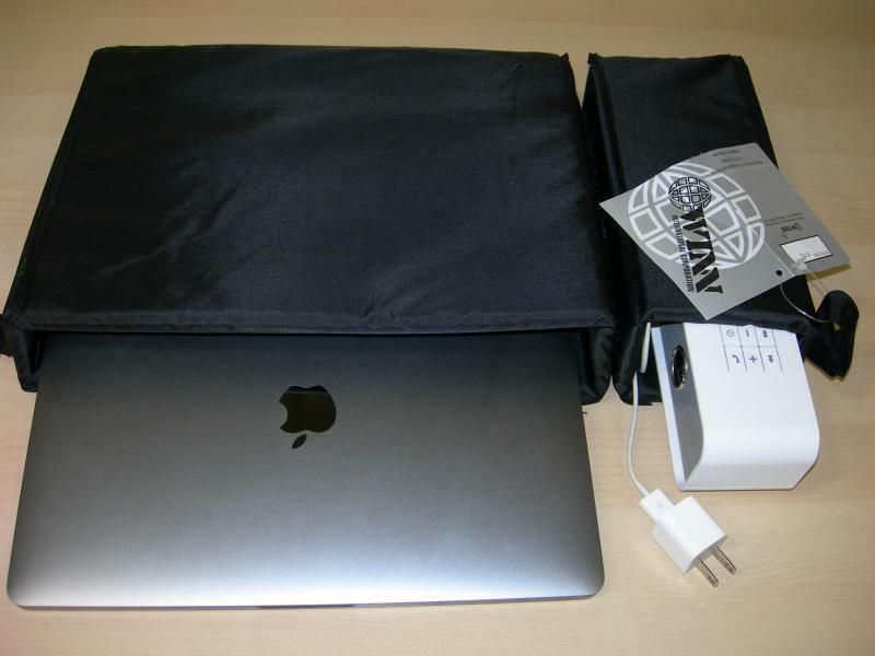 Winn International Laptop Protection Insert for bags or briefcase