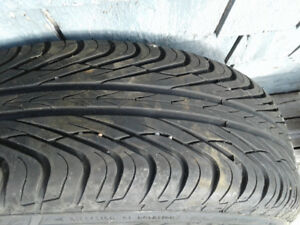 "4  X 15"" VW Alloy Rims and Tires 195/65/R15"