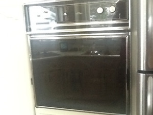 """WANTED...27"""" Wall Oven....Black or Stainless Steel"""