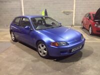 HONDA CIVIC EG - FULL YEAR MOT ( type r vti ek9 )