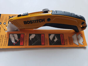 Bostitch Twin Blade Roofing Knife, Never Used!