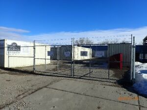 Affordable Secure Monthly Storage near downtown