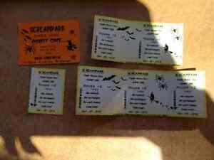 7 Tickets to Bingemans Screampark