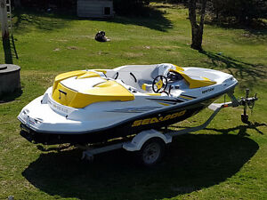 2006 Sea-Doo Sporster 215 HP Supercharged. Make offer