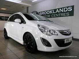 Vauxhall Corsa 1.3CDTIECOFLEXA/CLIMITED EDITION 75PS [4X VAUXHALL SERVICES, 20 R