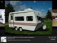 Wanted 15-28 foot camper willing to spend up to 4000