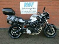 BMW F 800 R, 2009, ONLY 16,670 MILES, FSH, EXCELLENT COND, 3 BOX BMW LUGGAGE