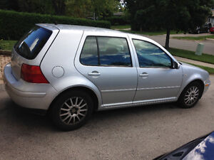 2005 Volkswagen Golf Gls Hatchback