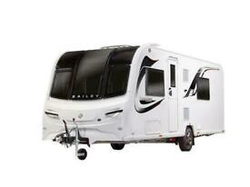 Bailey Unicorn Black Cadiz Caravan