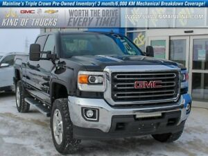 2015 GMC Sierra 2500HD SLE  - Intellilink - $354.94 B/W