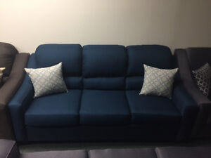Brand New Three Piece Sofa Sets Canadian Made