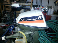 Perfect Outboard and Electric Motor combo for Aluminum Boats.