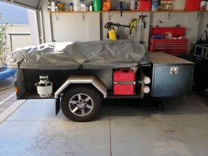 Swap for hilux or Van 2015 Pmx buckland lx Camper trailer
