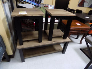 Coffee/ End Tables,Bench,Desk& Chair TAX INCL>  Call 727-5344