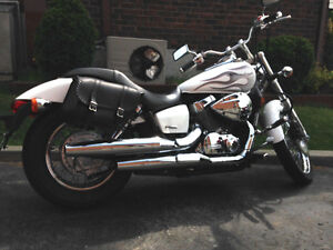 2009 Honda VT750 Shadow Spirit