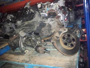 Acura Integra Type R OEM 5 Lug Conversion 1994-2001