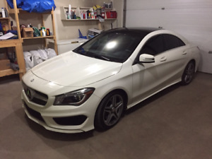 2014 Mercedes-Benz Other CLA 250 Sedan