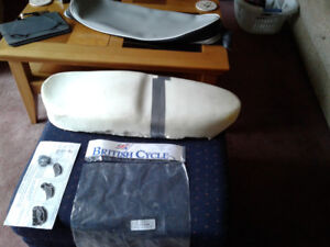 1963 to 1966 triumph seat cover and cushion