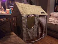 Habitat playhouse