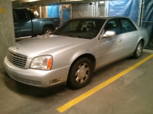 Anyone want a 2001 Cadillac Deville