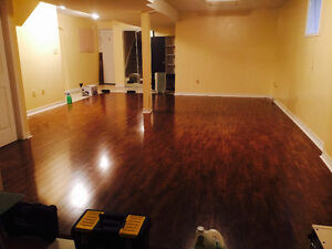 Basement Apartment for Rent in Brampton- AVAILABLE JULY 01