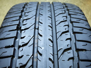 Set of 4 Tires BF Goodrich Long Trail T/A 245x70xR18