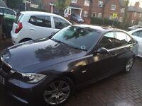 57 Plate BMW 3 Series 320i M Sport Saloon 72K FSH 12 Months MOT