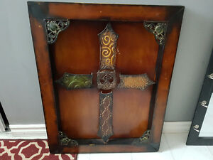 CELTIC METAL WALL HANGING