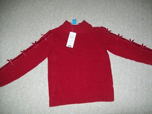NEW Girls Sweater - size 24 months - $5
