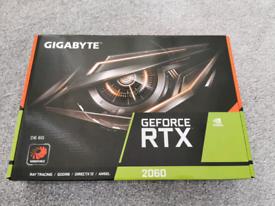 Gigabyte GeForce RTX 2060 D6 6GB V2 Graphics Card