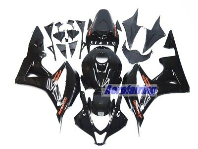 AF ABS Fairing Injection Body Kit Painted for Honda CBR 600RR 2007 2008 CJ