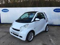 2011 Smart Fortwo 0.8cdi ( 54bhp ) Softouch Auto Passion Diesel Automatic