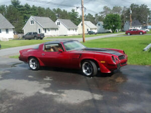Z28   1980  built 383 stroker 4 speed