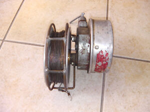 2 hand reels in good condition