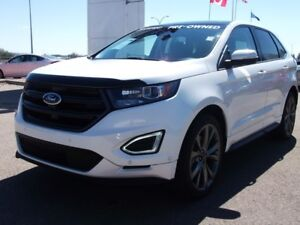 2016 Ford Edge SPORT CERTIFIED PRE-OWNED