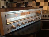 Pioneer sx 650 amplifier