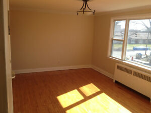 Large Bright Beautiful Two Bedroom Apt. Avail now!