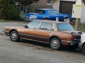 1989 olds 88. Must go! As is!  94000kms !!