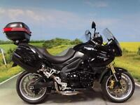 Triumph Tiger 1050 ABS 2010 **THREE BOXES AND LOWERING KIT FITTED!**